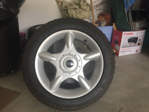 Snow tires for sale MINI Cooper