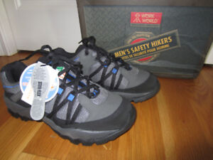 Work World Steel Toed Work Boots Mens SZ 9-BRAND NEW!!!
