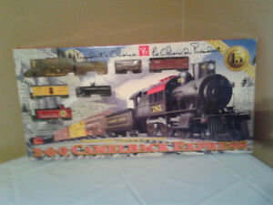 1998 Presidents Choice, Canadian Pacific 2-6-0, Camelback Expres