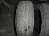 4 pneus d`été good year 185 60r15 2 pneus d`été 185 65r15 michel