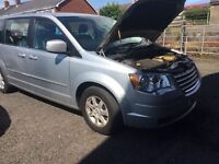 2009 Chrysler Voyager 2.8 Crd / Breaking all parts available