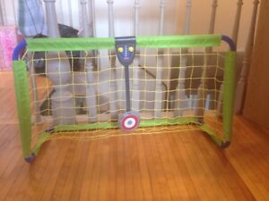 Soccer Net with Sounds