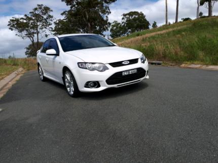 2014 Mk2 Ford Falcon XR6 Port Macquarie Port Macquarie City Preview