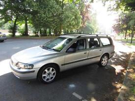 Volvo V70 2.4T Automatic SE Estate**7 Seats**New MOT**Bullet Proof T5 Engine**