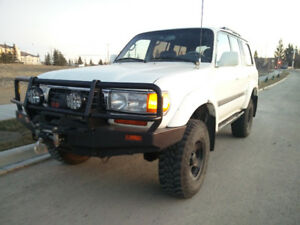 1997 Toyota Land Cruiser 80