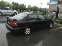Honda civic 2000 air climatiser.