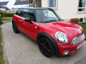 2010 COOPER DIESEL 1.6 MOT TO 11 APRIL 2022 ONLY £20 TAX PER YEAR