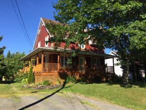 Maison à vendre Maria, Baie-des-chaleurs, Gaspésie