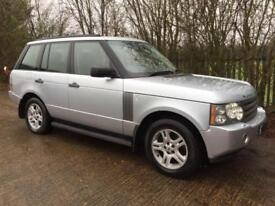 Land Rover Range Rover 3.0 Td6 auto Vogue 2006 / 06 Reg/ 1 Former Owner / Towbar