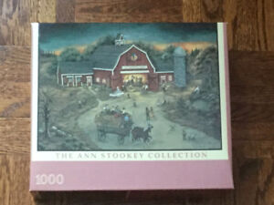 Puzzle The Ann Stookey collection 1000 pièces,neuf