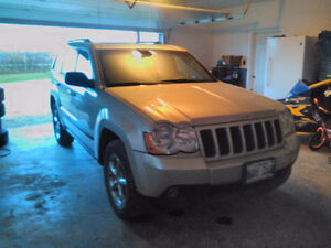 2008 Jeep Grand Cherokee SUV, Crossover Diesel