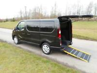 2015 Renault Trafic 2.0 DCi WHEELCHAIR ACCESSIBLE ADAPTED DISABLED VEHICLE