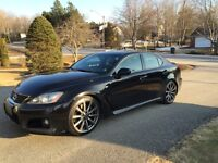 2010 Lexus ISf Sports Package
