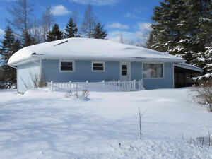 NEW LISTING!  Country Living but minutes to Base Gagetown!