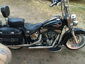2011 harley heritage softail MOTIVATED SELL