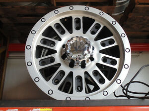 -20 Inch - 8 bolt MAGS RIMS FOR YOUR TRUCK - $600 ALL 4!!