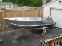 14ft  Fishing/Utility Lowe boat