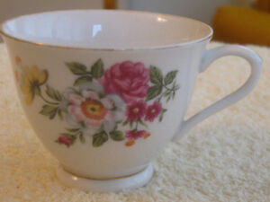 VINTAGE REPLACEMENT  CHINA TEA CUP