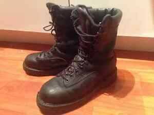 Gore Tex Waterproof Leather Military Boots Women's size 8 St. John's Newfoundland image 3