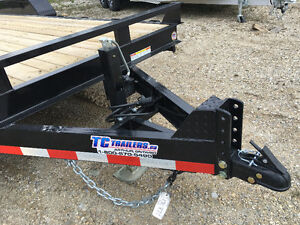 7x18      14k Implement trailer Kitchener / Waterloo Kitchener Area image 7