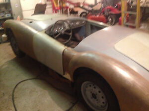 For Sale : 1962 MGA Mark 2