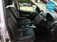 2013 LAND ROVER FREELANDER 2.2 TD4 GS 5dr Auto SUV 5 Seats