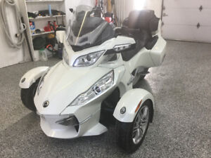 Can-Am Spyder RT Limited