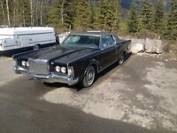 Rare classic  lincoln mark 3