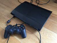 Playstation 3 / PS3 console - slim 500GB