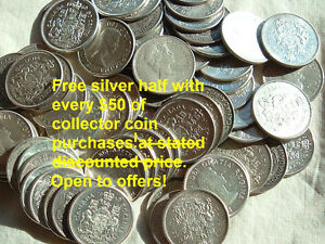 COIN SALE LOTS TO SEE SUNDAY NOVEMBER 27 Peterborough Peterborough Area image 4