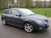 2008 58 REG Mazda Mazda3 1.6 Sport 5 DOOR HATCH