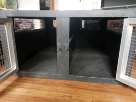 CAB dog transit box cage