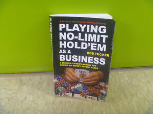 Poker As A Business Book