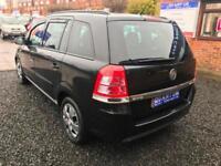 Vauxhall Zafira 1.7CDTi Turbo Diesel 16v ecoFLEX ( 110ps ) Exclusiv 5 Door MPV