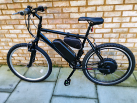 Electric Bike RBX V0.6 E-Bike 48V MTB