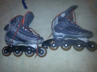 NIKE Inline skates with soft boot