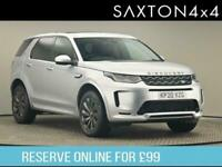2020 Land Rover Discovery Sport 2.0 D180 MHEV R-Dynamic SE SUV 5dr Diesel Automa