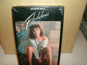 VHS--Flashdance