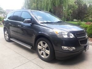 2011 Chevrolet Traverse SUV, Crossover