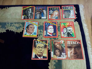VINTAGE LIFE & POST MAGAZINES 50's 60's Will consider trade's