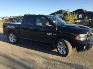 2014 Ram 1500 Sport Crew Cab  - Completely Loaded