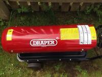 Draper blow heater