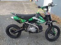 Super stomp 125cc