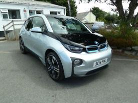 """2014/14 BMW i3 E eDrive 5dr Pro Nav~20"""" Alloys~FDSH."""