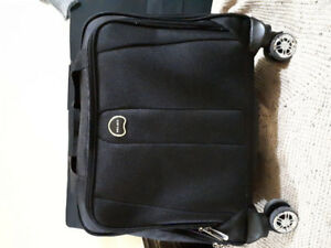 Delsey wheeled luggage