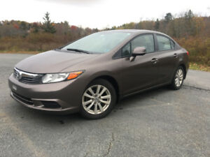 2012 Honda Civic - Excellent Condition - Winter Ready!