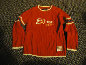 Boys Size 4 Sweater Knit By Wear Ever Clothing Co.