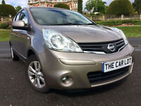 Nissan Note 1.5dCi ( 86ps ) Acenta only 62k FSH DRIVES VERY WELL