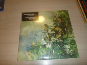 Uncharted 4 soundtrack A Thief's end Vinyl/record