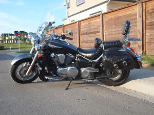 2012 Kawasaki Vulcan Classic Lt 900cc - One Female Owner - CLEAN